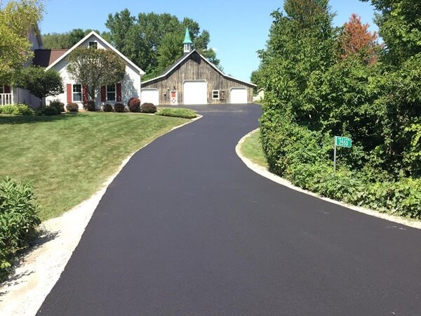 Bertram Asphalt Paving Contractor